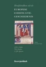 C.J.H. Jansen J.H.A. Lokin  W.J. Zwalve, Hoofdstukken uit de Europese Codificatiegeschiedenis