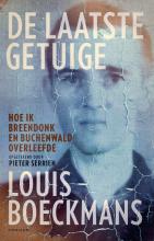 Louis Boeckmans Pieter Serrien, De laatste getuige