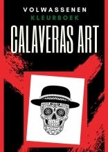 Emmy Sinclaire , Volwassenen kleurboek : Calaveras Art