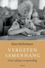 Klaus Mollenhauer , Vergeten samenhang