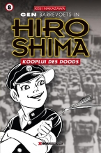 Keiji  Nakazawa Gen Barrevoets in Hiroshima Deel 8 Kooplui des doods