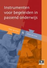Peter de Vries , Instrumenten voor begeleiden in passend onderwijs