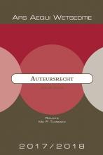 , Auteursrecht 2017/2018