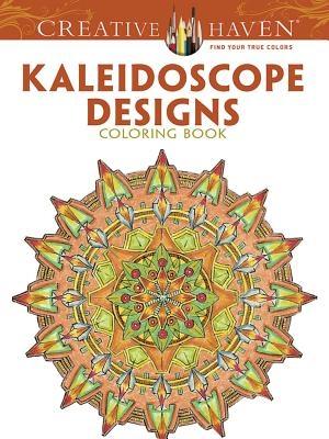 Lester Kubistal,Creative Haven Kaleidoscope Designs Coloring Book