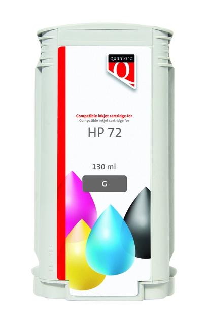,Inkcartridge Quantore HP 72 C9374A grijs