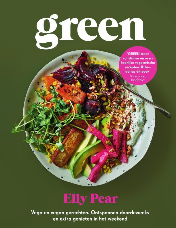 Elly Pear,Green