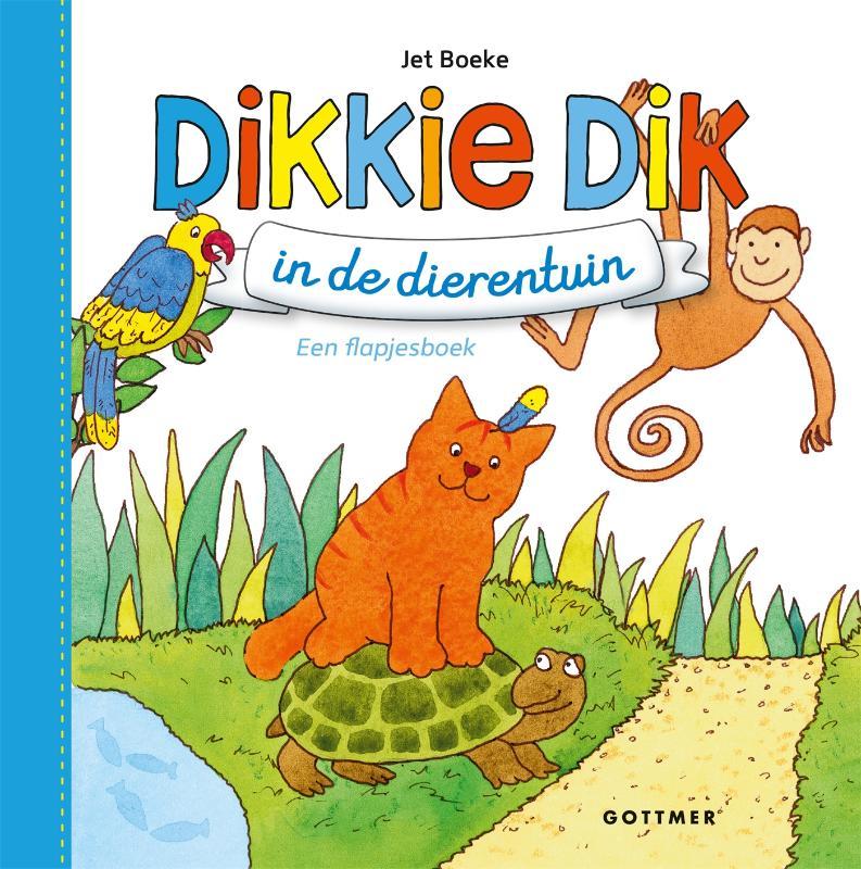 Jet Boeke,Dikkie Dik in de dierentuin