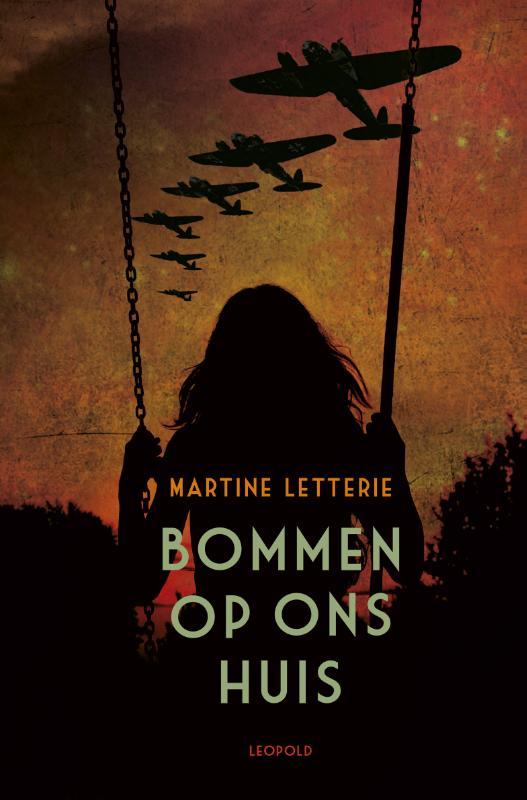 Martine Letterie,Bommen op ons huis [POD]