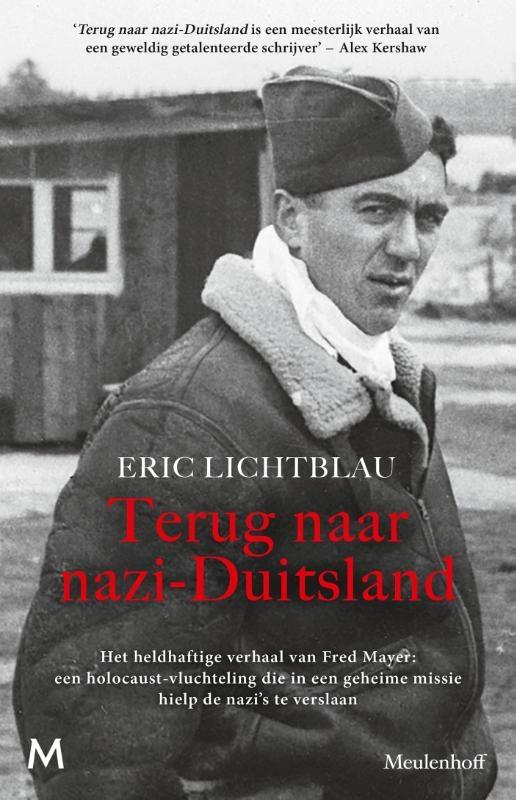Eric Lichtblau,Terug naar nazi-Duitsland