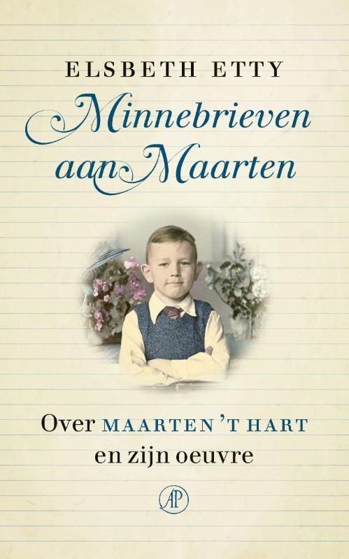 Elsbeth Etty,Minnebrieven aan Maarten