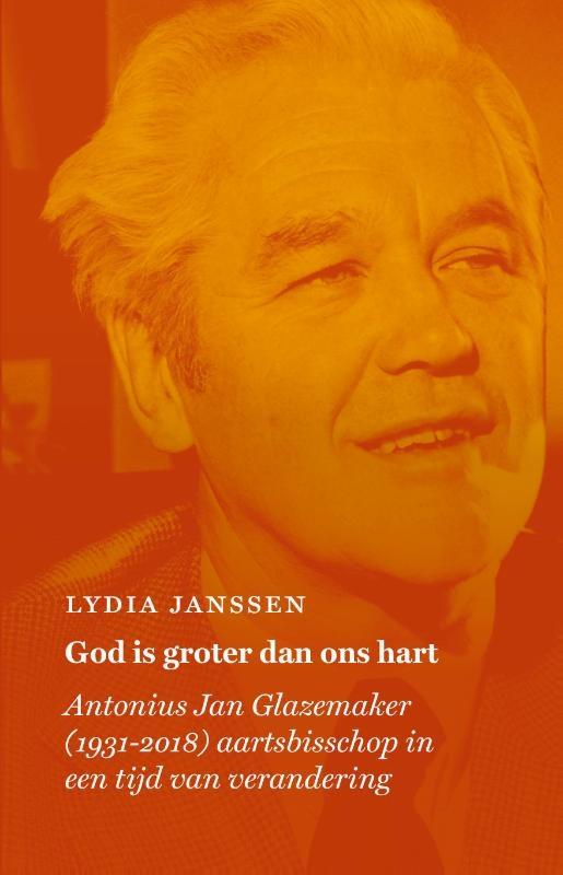 Lydia Janssen,God is groter dan ons hart