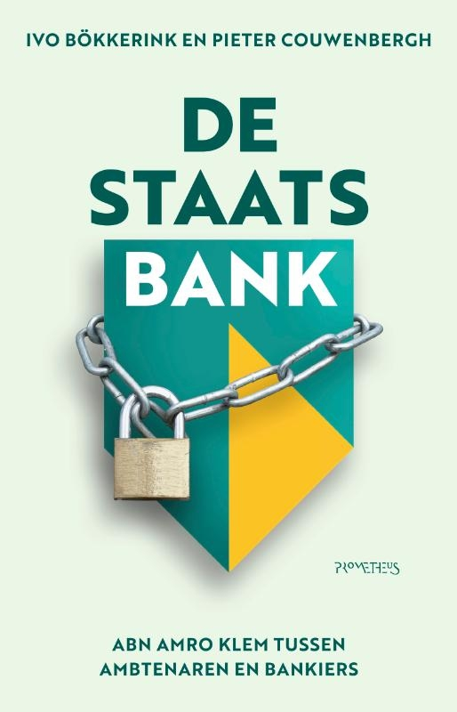 Ivo Bökkerink, Pieter Couwenbergh,De staatsbank