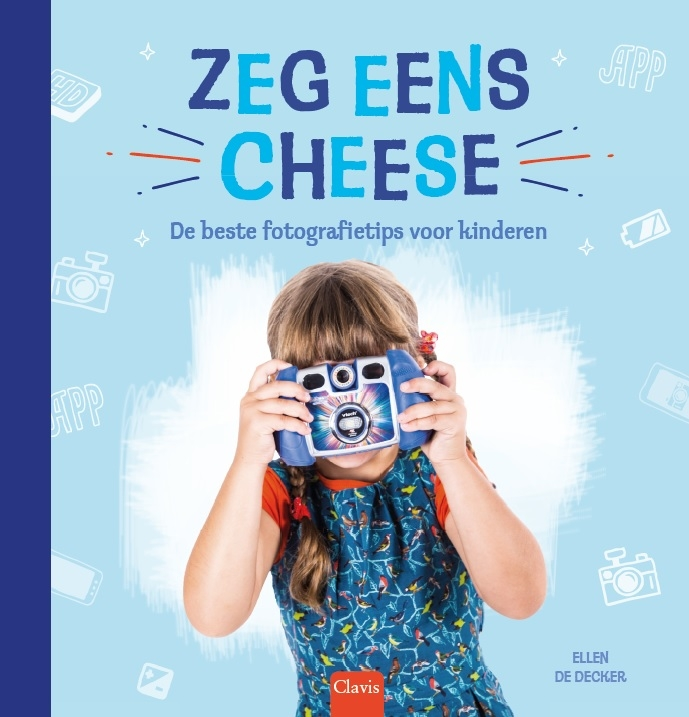Ellen De Decker,Zeg eens cheese