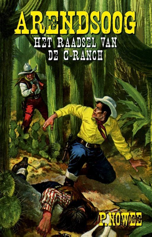 Paul Nowee,Het raadsel van de C-ranch