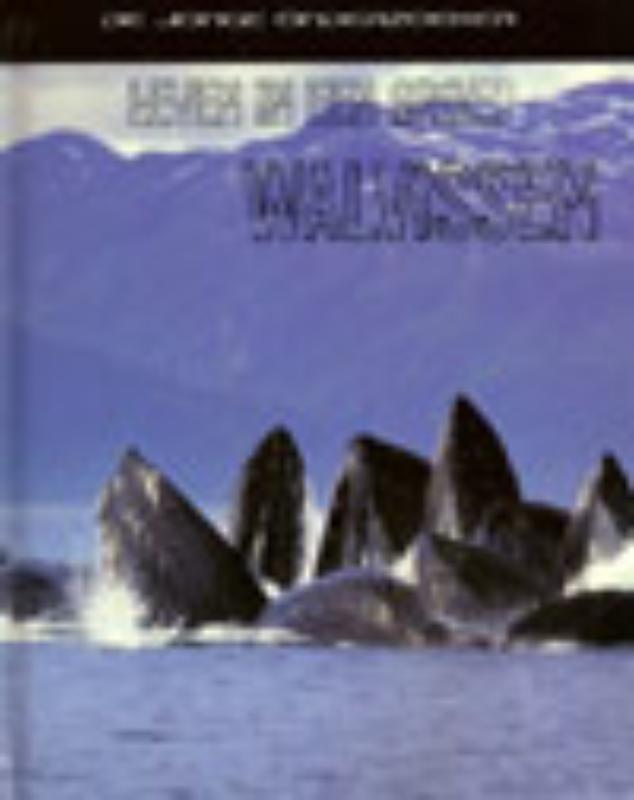 Richard Spilsbury, Louise Spilsbury,leven in een groep walvissen