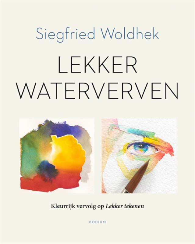 Siegfried Woldhek,Lekker waterverven