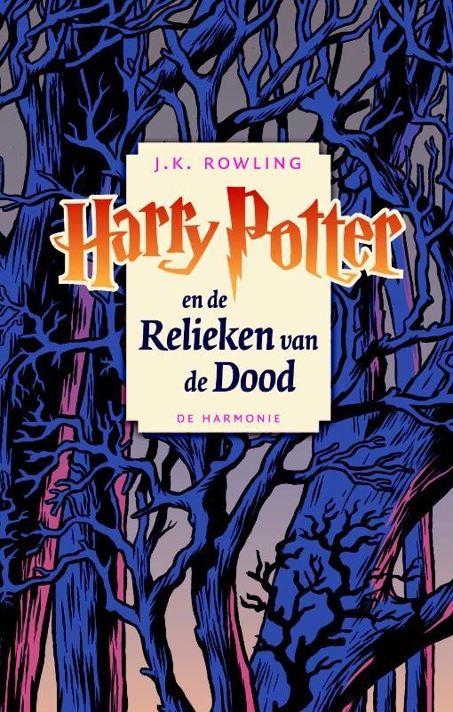 J.K. Rowling,Harry Potter en de relieken van de dood