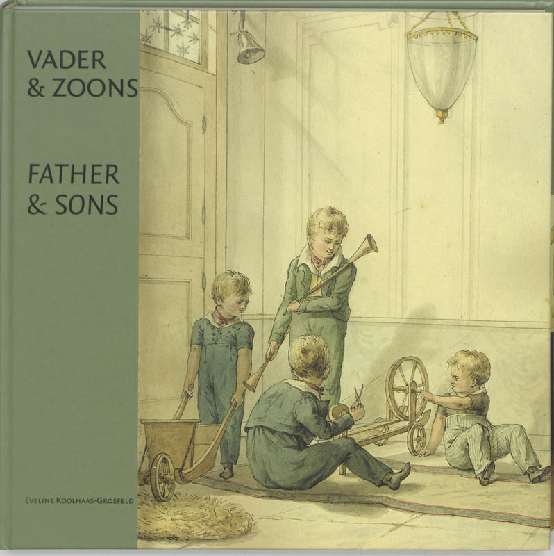 J. de Vos,Vader & zoons = Father & Sons