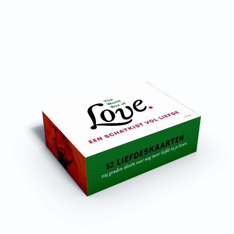 Leo Bormans,The World Box of Love