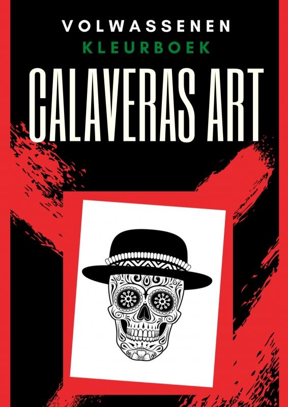 Emmy Sinclaire,Volwassenen kleurboek : Calaveras Art