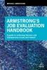 <b>Michael Armstrong</b>,Armstrong`s Job Evaluation Handbook