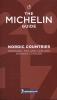 Michelin,MICHELINGIDS NORDIC 2017