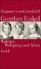 Gersdorff, Dagmar von,Goethes Enkel