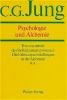 Jung, Carl Gustav,Gesammelte Werke 12. Psychologie und Alchemie