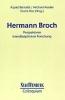 Broch, Hermann,Hermann Broch