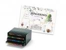 ,tekenstift Faber Castell Pitt Artist Pen Brush 48-delig     Studiobox