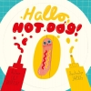 <b>Lily  Murray</b>,Hallo hotdog!