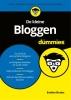 <b>Evelien  Bruins</b>,De kleine Bloggen voor dummies