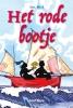 Ian  Beck,Piraatjes Het rode bootje