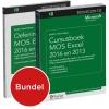 Studio Visual Steps,Cursusboek MOS Excel 2013 Basis + extra oefeningen