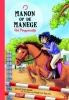 Nico de Braeckeleer,Manon op de manege Het ponyparadijs