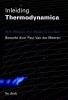 W.H.  Wisman, H.C.  Meijer, G.C.J.  Bart,Inleiding Thermodynamica