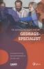 Beroepsstandaard voor de gedragsspecialist,functieomschrijving, bekwaamheidseisen en ethische code