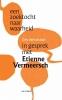 Dirk  Verhofstadt,In gesprek met Etienne Vermeersch