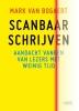 Mark  Van Bogaert,Scanbaar schrijven