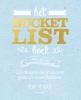 <b>Elise De Rijck</b>,Het Bucketlist boek voor op reis