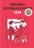 <b>Peter van Straaten</b>,Peter`s Zeurkalender 2020