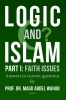Magd Abdel  Wahab ,Logic & Islam