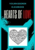 Emmy  Sinclaire ,Volwassenen kleurboek : Hearts Of Love