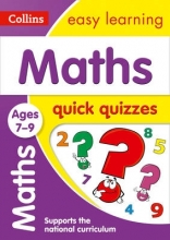 Collins Easy Learning Maths Quick Quizzes Ages 7-9