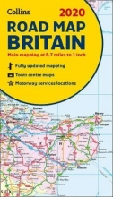 Collins Maps 2020 Collins Map of Britain