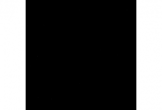, Voorblad GBC A4 chromo karton 250gr zwart 100stuks