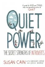 Cain, Susan,   Mone, Gregory,   Moroz, Erica Quiet Power
