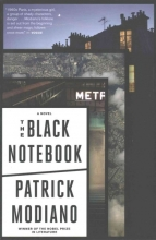 Modiano, Patrick The Black Notebook