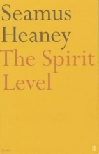 Seamus Heaney The Spirit Level