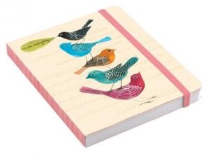 Zlatkis, Geninne D Avian Friends Pocket Planner